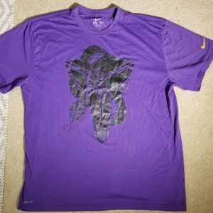 Nike DriFit KOBE BRYANT Los Angeles La Lakers